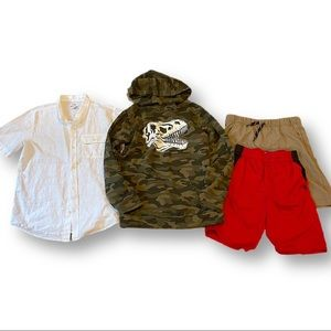 Bundle of boys' XL clothes